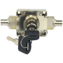 Extending bar lock set
