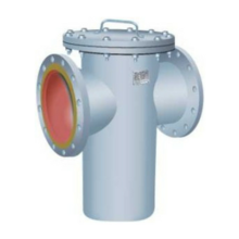 Fabricated T Type Strainer