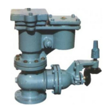 Flange End Kinetic Double Air Valve