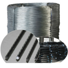 GALVANIZED MILD STEEL BINDING WIRE
