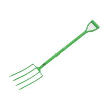 Heavy Duty Single Piece Steel Digging Fork
