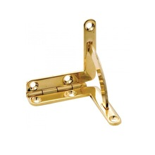 Jewelry Box hinges with stopper