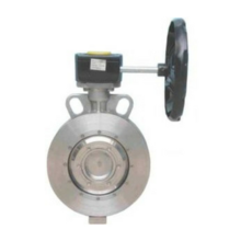 Off-Set Disc Butterfly Valve
