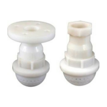 polypropylene foot valve