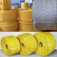 Polypropylene Twisted Ropes