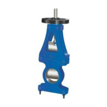 Stainless Steel Compact Design Pulp Valve