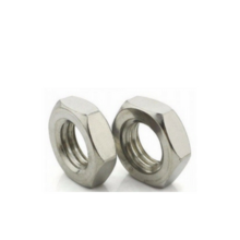 Stainless Steel Thin Nut