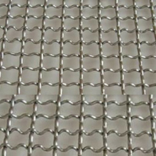 Welded Crimped Wire Mesh