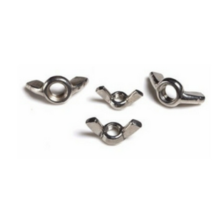 Zinc-Plated Wing Nut