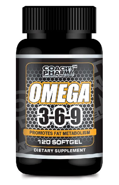 Omega 3 6 9 120 Softgel Capsules Manufacturer In Delhi Delhi India