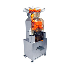 Automatic Orange Juicer With Cabinet
