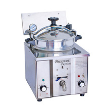 Counter Top Electric Pressure Fryer