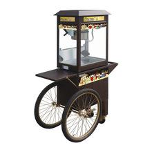 Electric Automatic Flavored Popcorn Machine