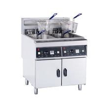 Electric Basket Open Fryer Machine