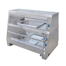 Food Warmer Display Cabinet