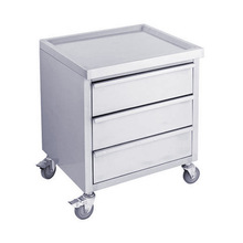 restaurant Mobile Cabinet With 3 Drawers