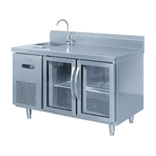 Stainless Steel Chest Cooling Bar Counter