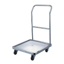 Stainless Steel Hotel Dishwasher Rack Trolley