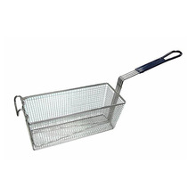 Stainless Steel Rectangle Deep Frying Basket