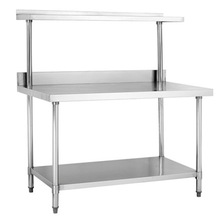 Stainless Steel Salamander Working Bench