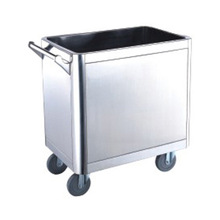 Stainless Steel Tank Food Carts