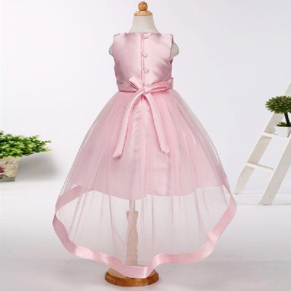 f46851ecb3ff2 High quality little girls formal dresses wholesale long frock ...