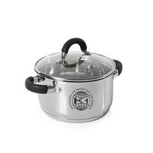 Stainless steel  non-stick casserole