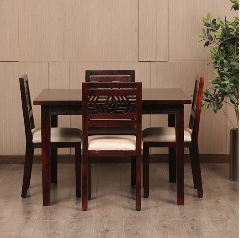 Even Four Seater Dining Table