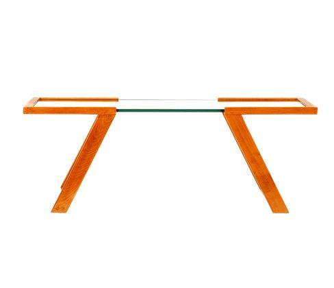 Bridge Center Table