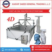 Biggest Exporter of Styrofoam  CNC Cutting Machine