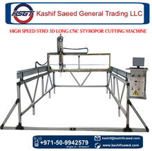 CNC STYROPOR Cutting Machine