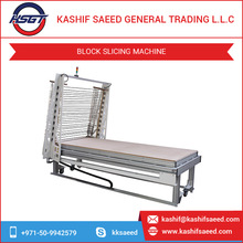 EPS Panel Cutting/Block Slicing Machine