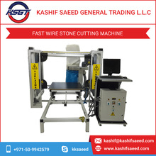 Fast Wire Rock Wool Cutting Machine