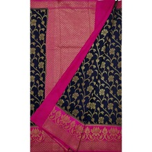 Antique Zari Weaving Banarasi Saree