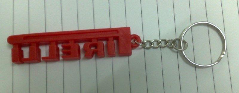 pvc key chain