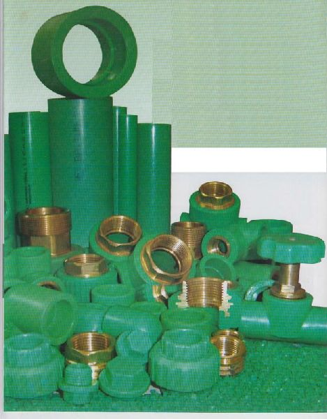 Ppr Pipes Fittings