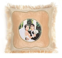 disposable round shape pillow case