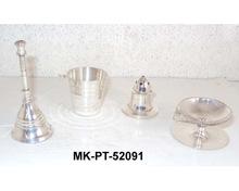 Brass Puja Accessories