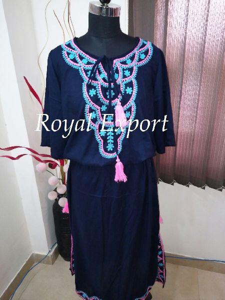 Women Dress Tunic