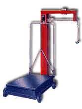 IRON WEIGHT SCALES