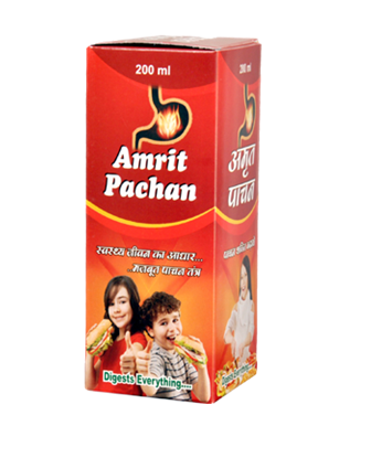 Digestive Syrup (AMRIT PACHAN)