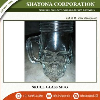 Glass Coffee Beer Mug