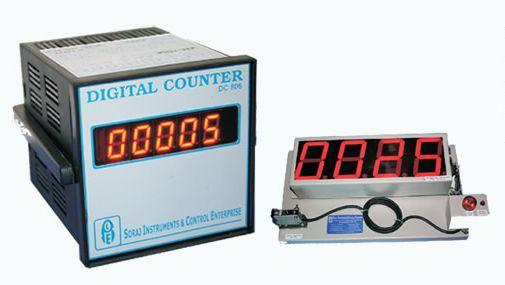 Digital Counter -Totalizer