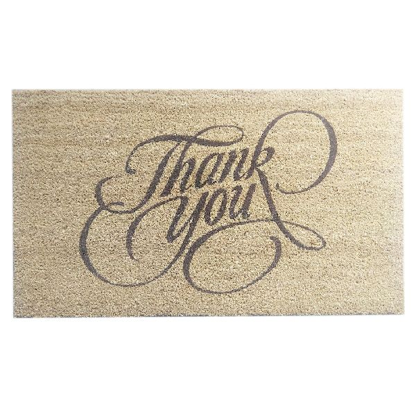 Coir Thank You Door Mats (SE-32178)