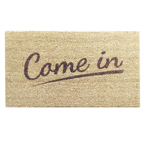 PVC Backed Come in Coir Mats (SE-32176)