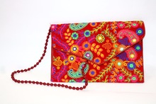 BANJARA INDIAN VINTAGE CLUTCH BAG