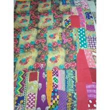 Cotton antique rug