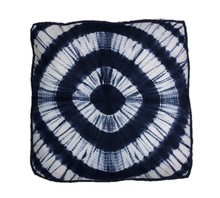 Cotton Square Decorative Cushion Floor Pillow Cover Throw Pet Bed
