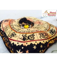 Dog Bed Cushion Cover Square floor cushion