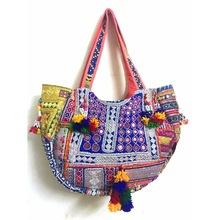 Gypsy Satchel Tote Hobo Bag